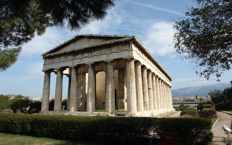 The Ancient Agora and its museum - 2 hrs